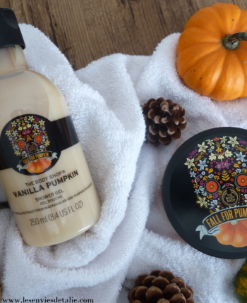 Vanilla Pumpkin The Body Shop