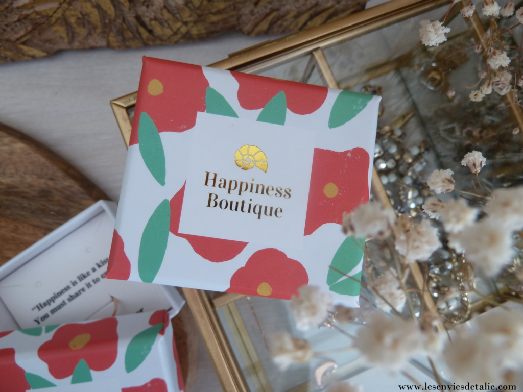 Logo Happiness Boutique