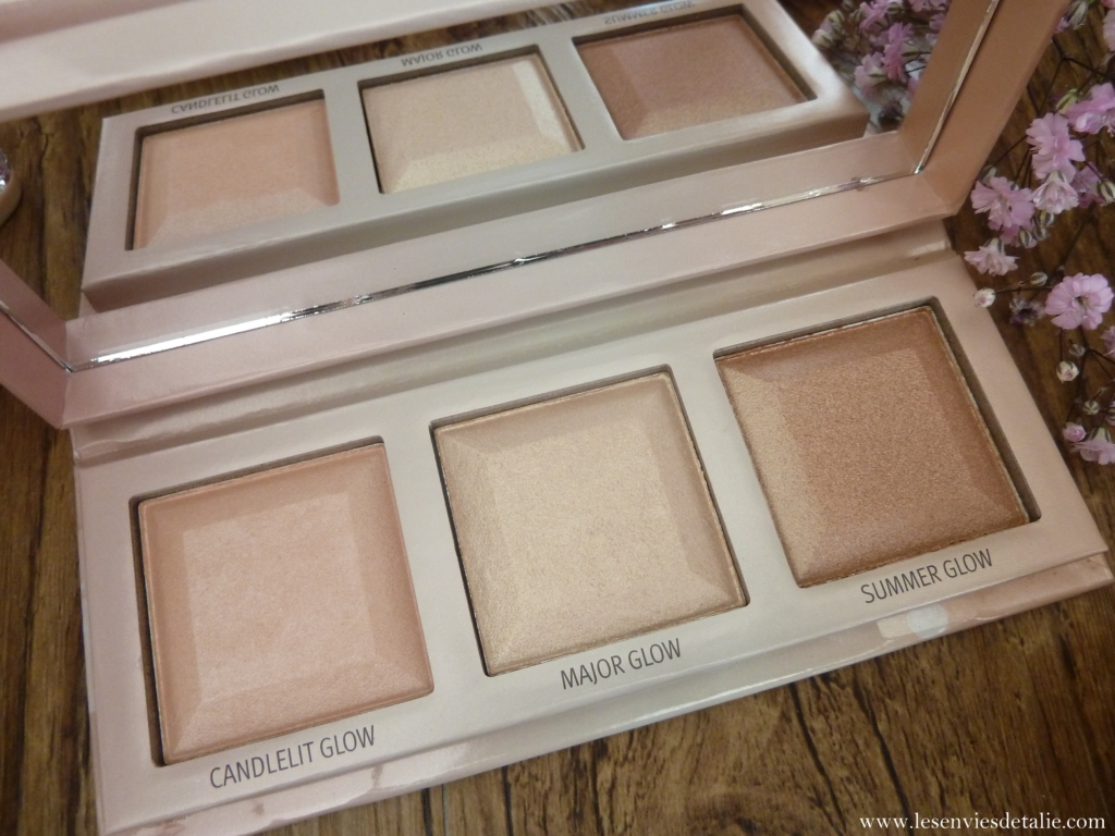 Highlighter palette Choose your Glow Essence