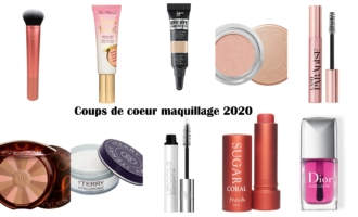 Best of beauty 2020 Maquillage 2020