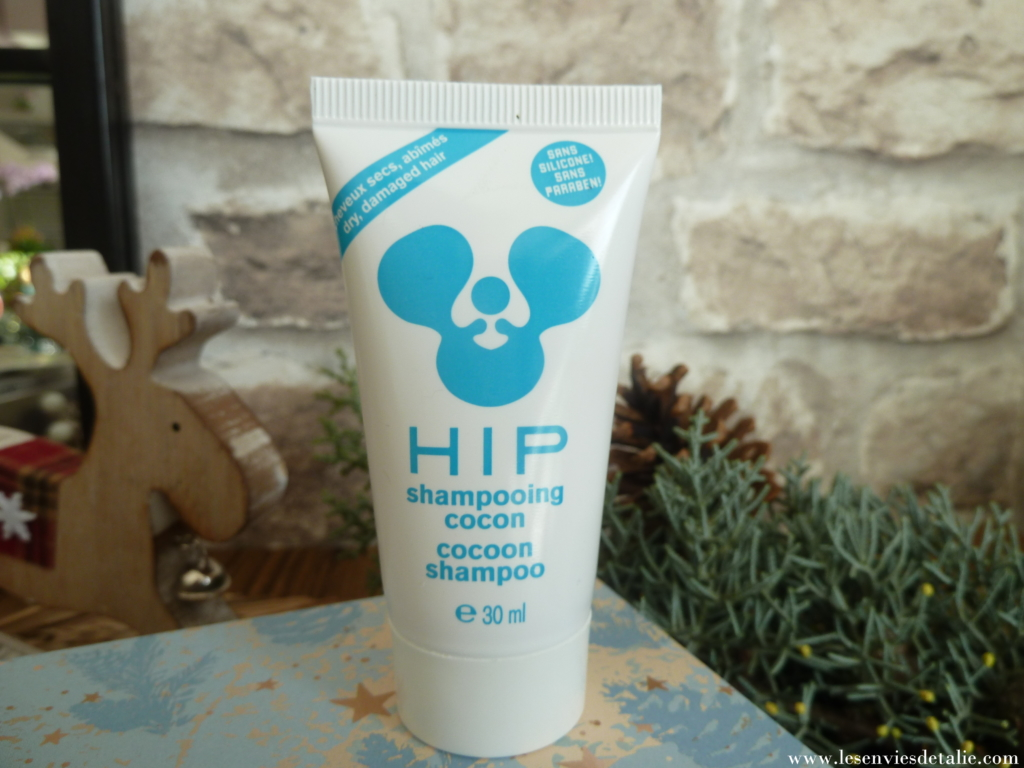 Shampooing cocon Hip